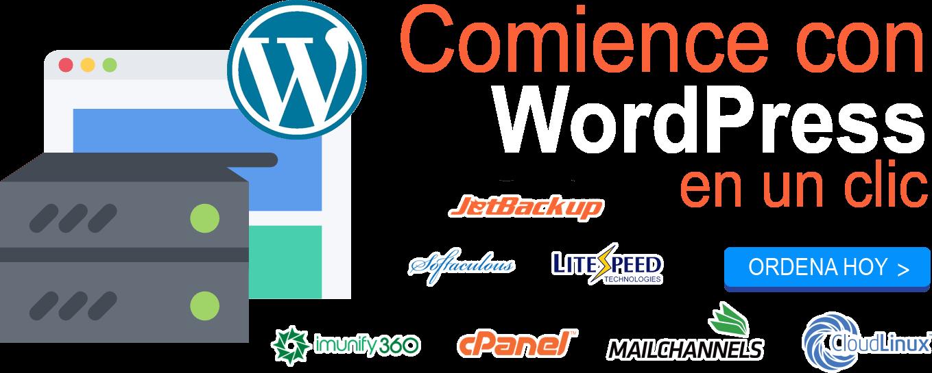 hosting para wordpress peru lima elhostingperu