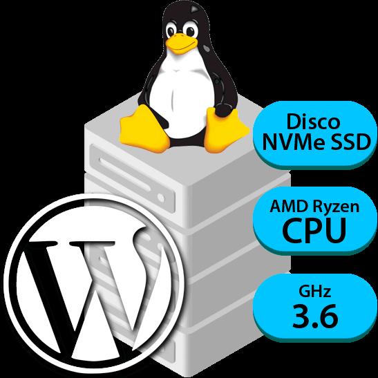 hosting nvme ssd wordpress peru lima ecreative
